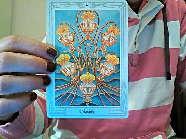 Six of Cups Thoth Tarot Card Tutorial - Esoteric Meanings