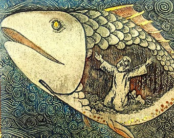 Jonahs Whale - Esoteric Meanings