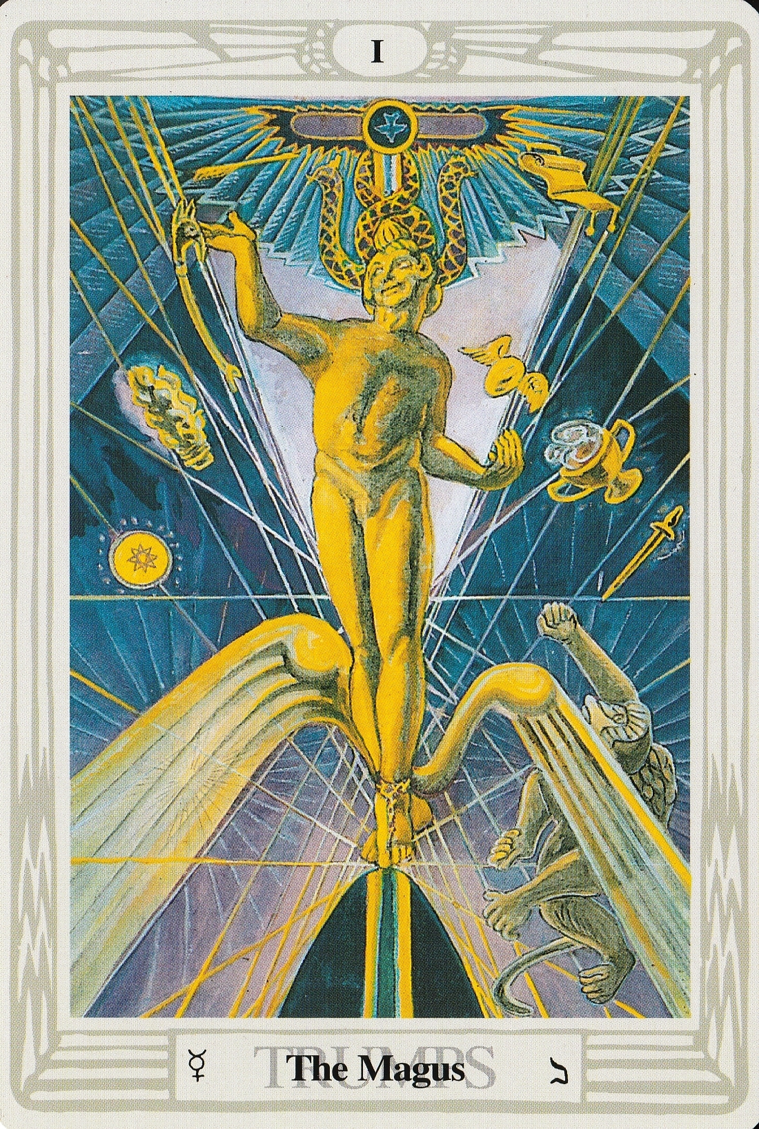 the magician tarot as feelings
