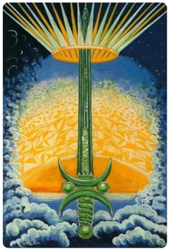 Thoth Tarot Minor Arcana - Esoteric Meanings