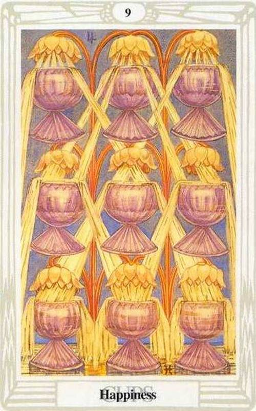 Nine of Cups Th...