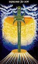 Ace of Swords Thoth Tarot Card Tutorial - Esoteric Meanings