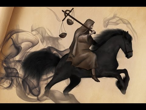 Revelations Four Horses of the Apocalypse - Esoteric Meanings