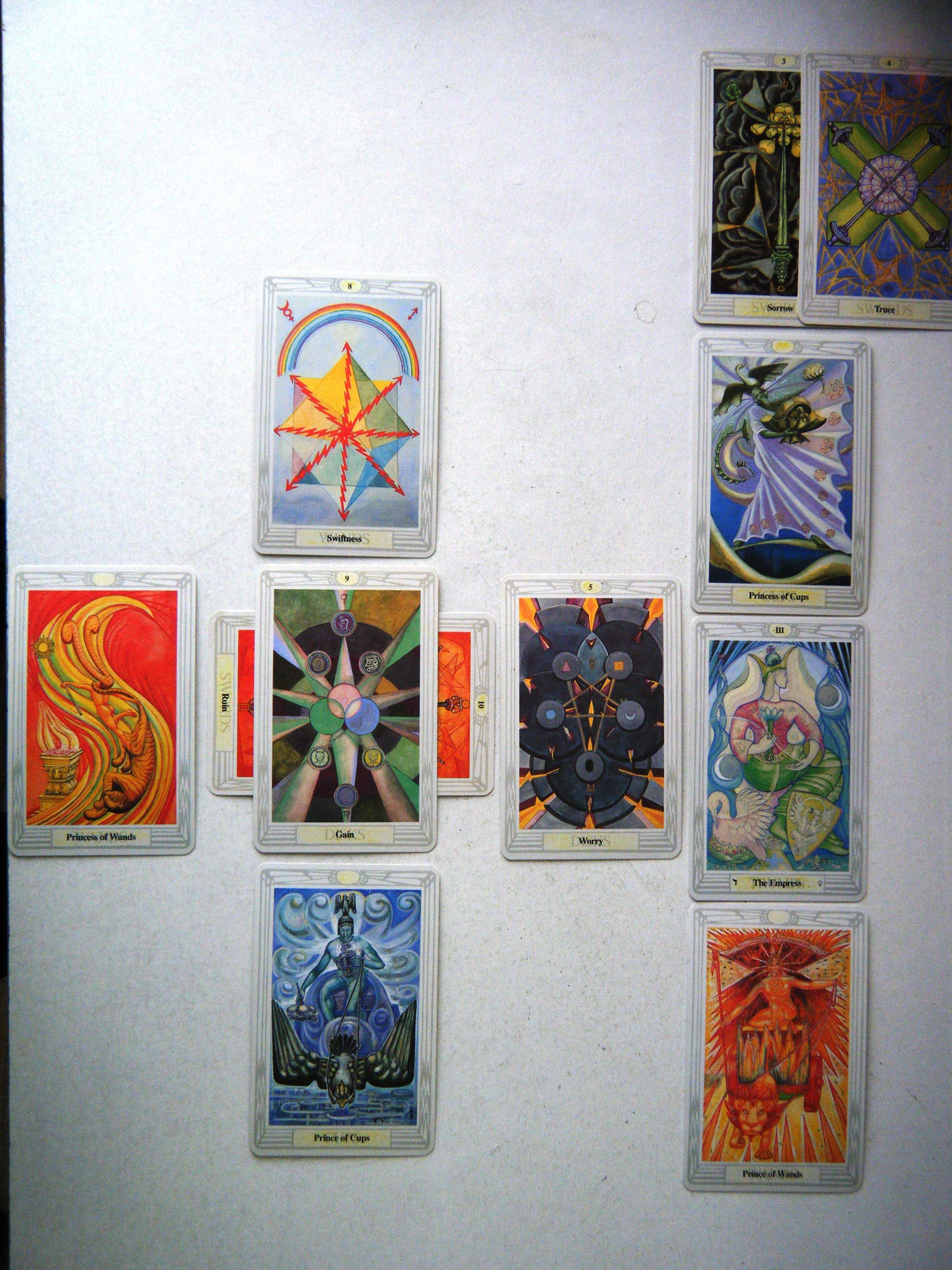 Interpreting A Celtic Cross Tarot Spread Tutorial