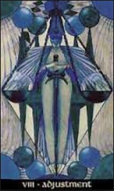 Thoth Adjustment Tarot Card Tutorial - Esoteric Meanings