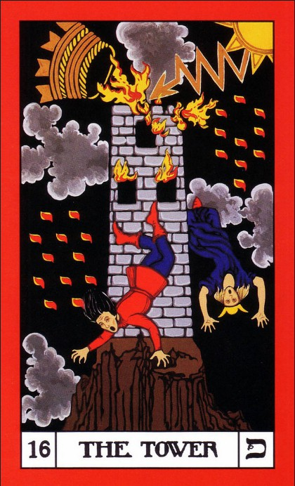 B O T A  Tarot Deck - Esoteric Meanings