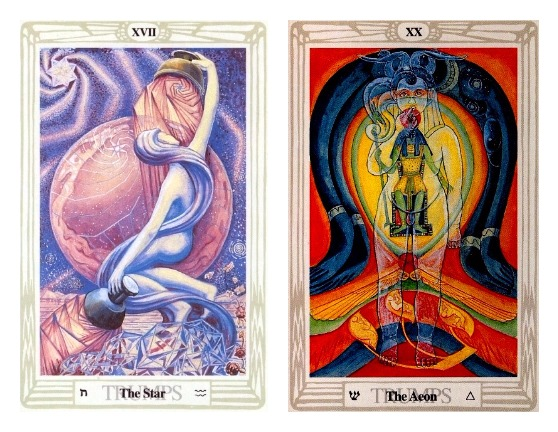 how to use thoth tarot cards