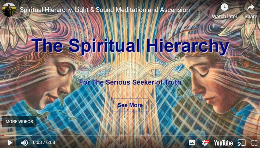 Spiritual Hierarchy and Lightwave Meditation - Esoteric Meanings